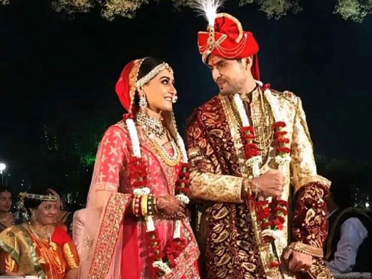 Nach Baliye 9 choreographers Tarun Nihalani and Shivani Patel tie the knot