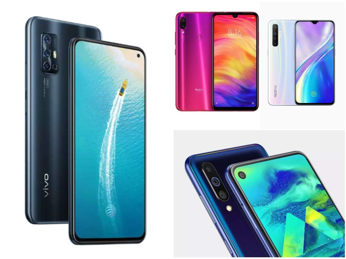 Vivo V17 launched at Rs 22,990: Here's how it compares to Realme XT, Samsung Galaxy M40 and Xiaomi Redmi Note 7 Pro