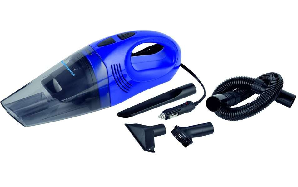 Car vacuum cleaners that are ace in technology, effectiveness and design