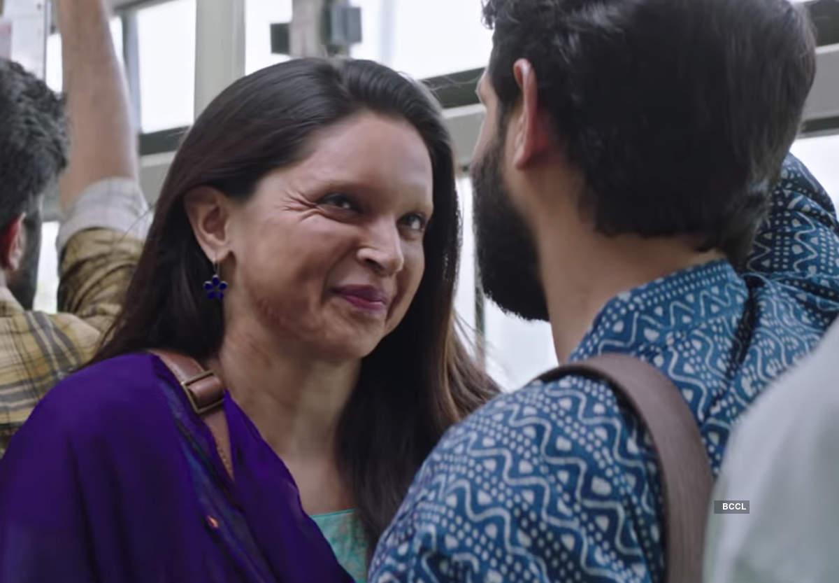 Deepika Padukone turns acid survivor Malti in 'Chhapaak'