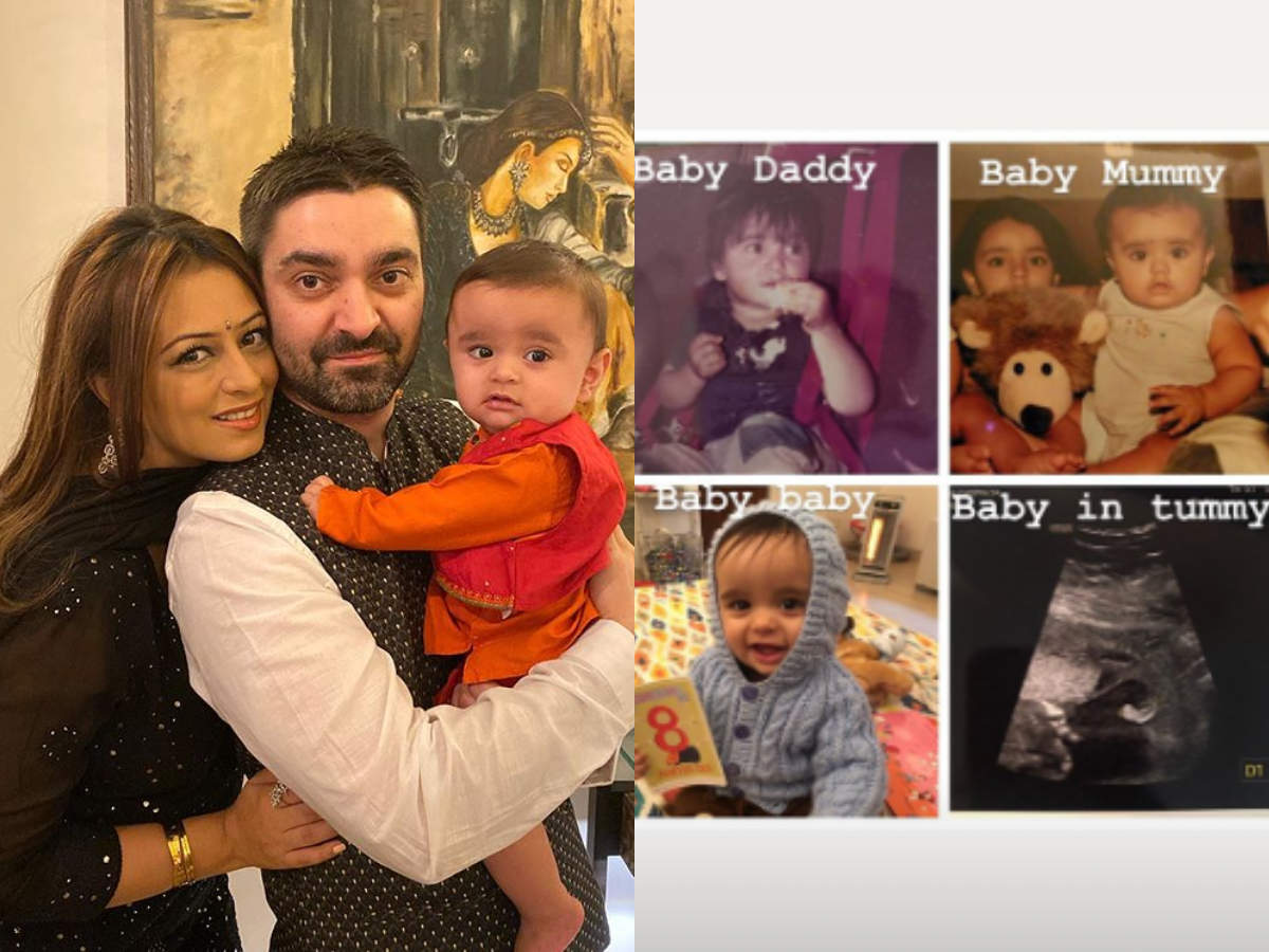 Left Right Left fame Deeya Chopra is all set to welcome her second baby; announces pregnancy with a sonography pic