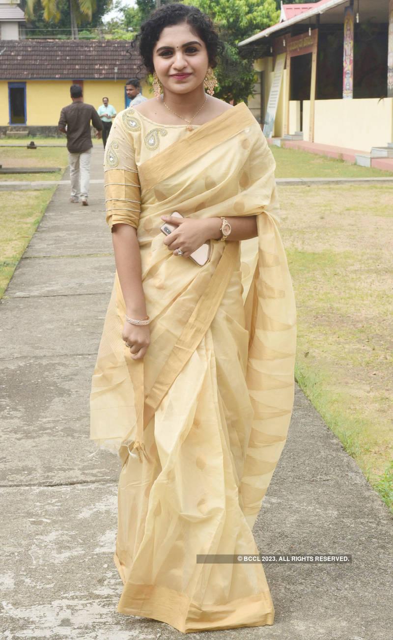 Celebs attend muhurat of the film 'Meppadiyan'