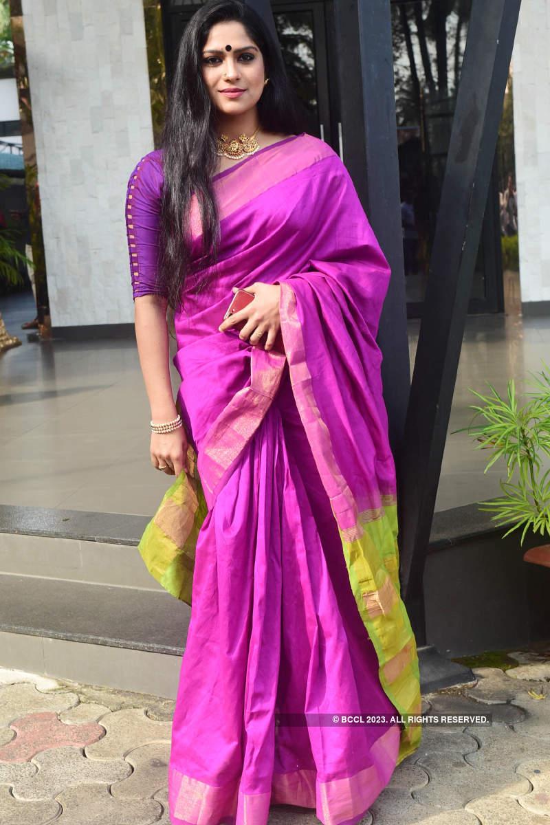 Stars at muhurat of actor Dileep's film 'Kesu Ee Veedinte Nadhan'