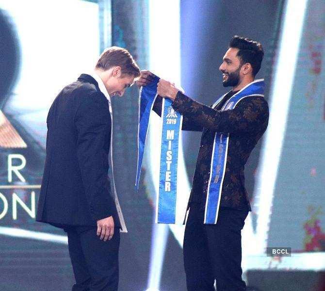 India's Prathamesh Maulingkar sashes Mister Supranational 2019