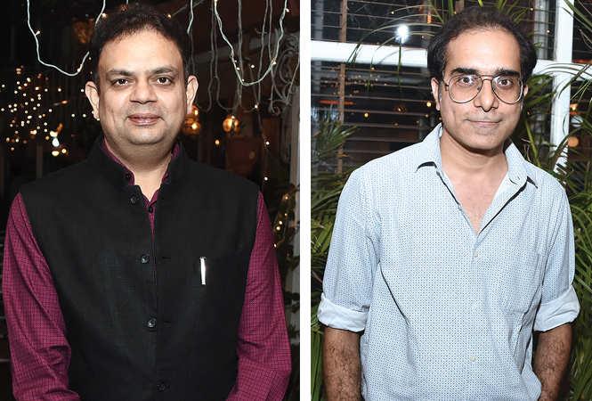 (L) Yatindra Mishra (R) Abhinav Chhabra (BCCL/ Farhan Ahmad Siddiqui)