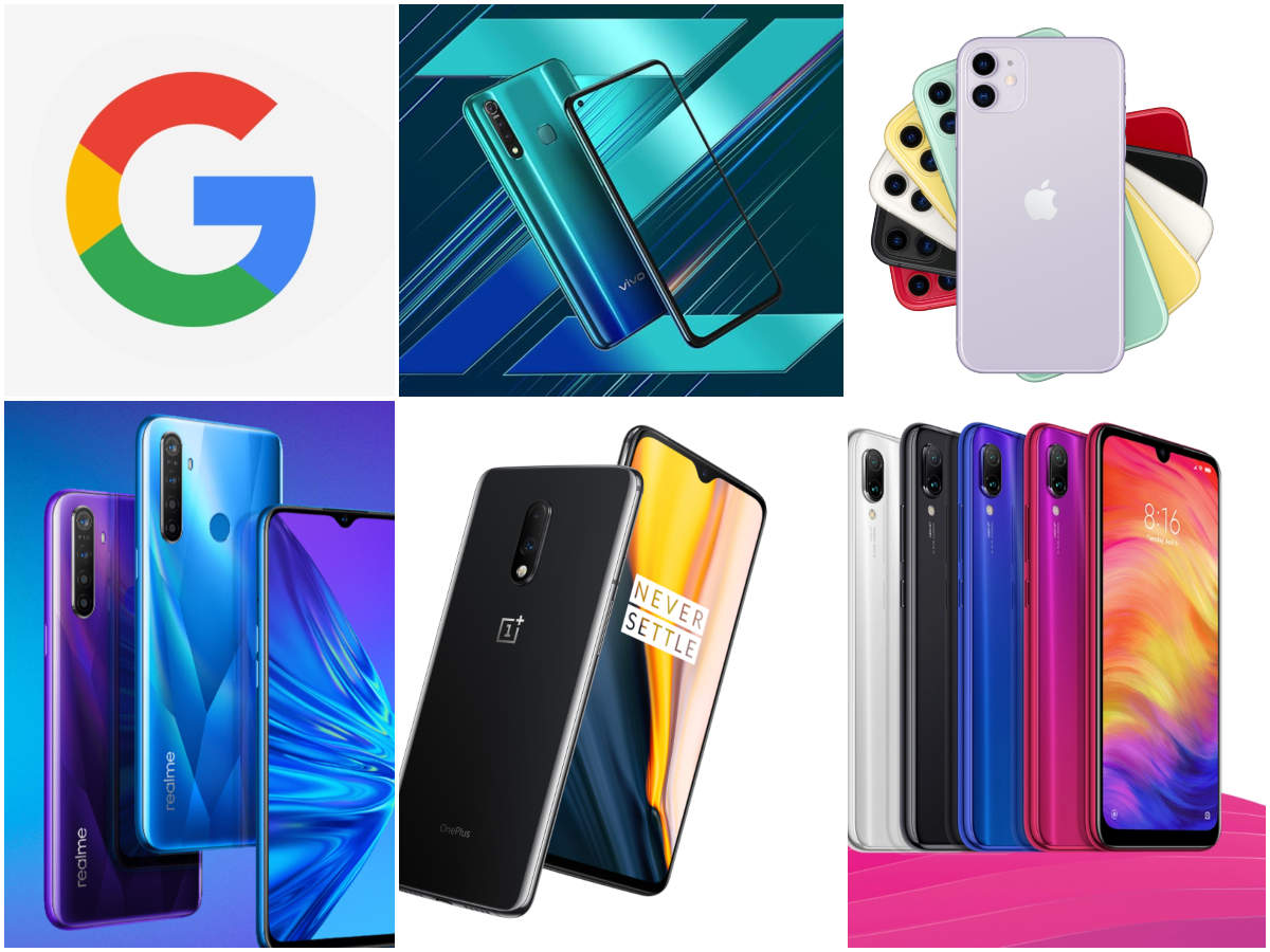 These are the 10 most-searched smartphones on Google in India