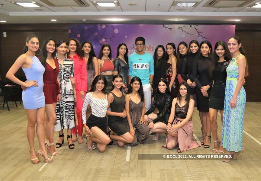 fbb Campus Princess 2019: Voice Projection session with Sachin Kumbhar