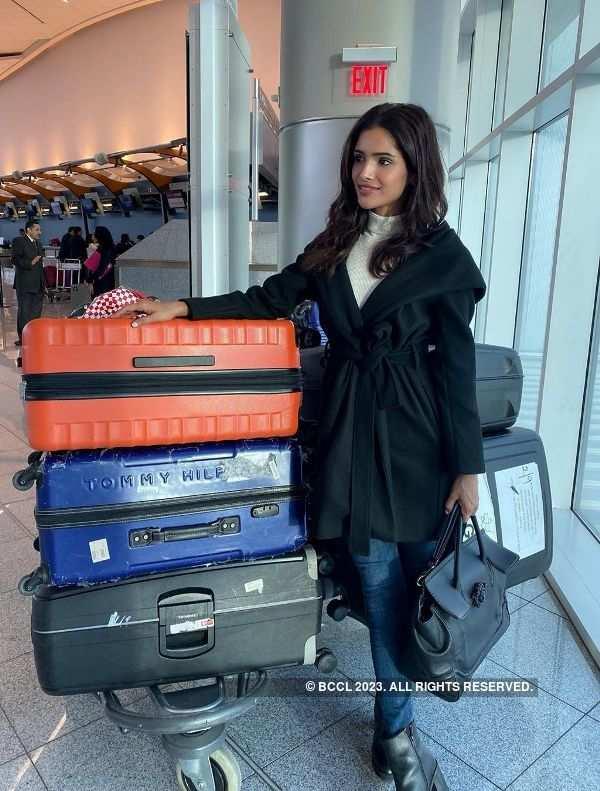 Vartika Singh's journey at Miss Universe 2019