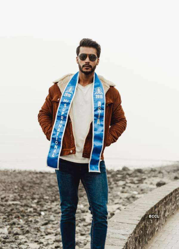 Varun Verma's journey at Mister Supranational 2019