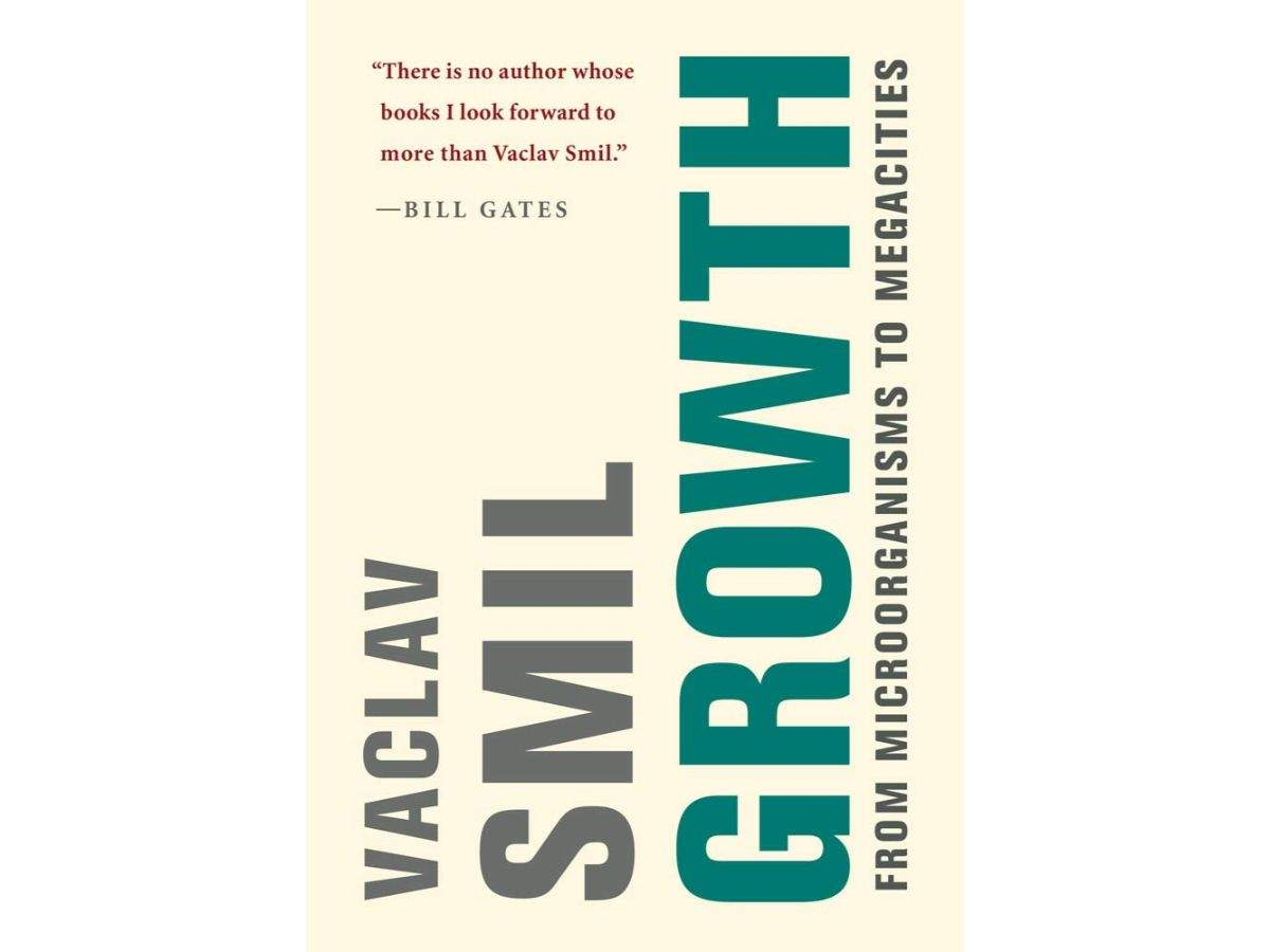 Growth, by Vaclav Smil