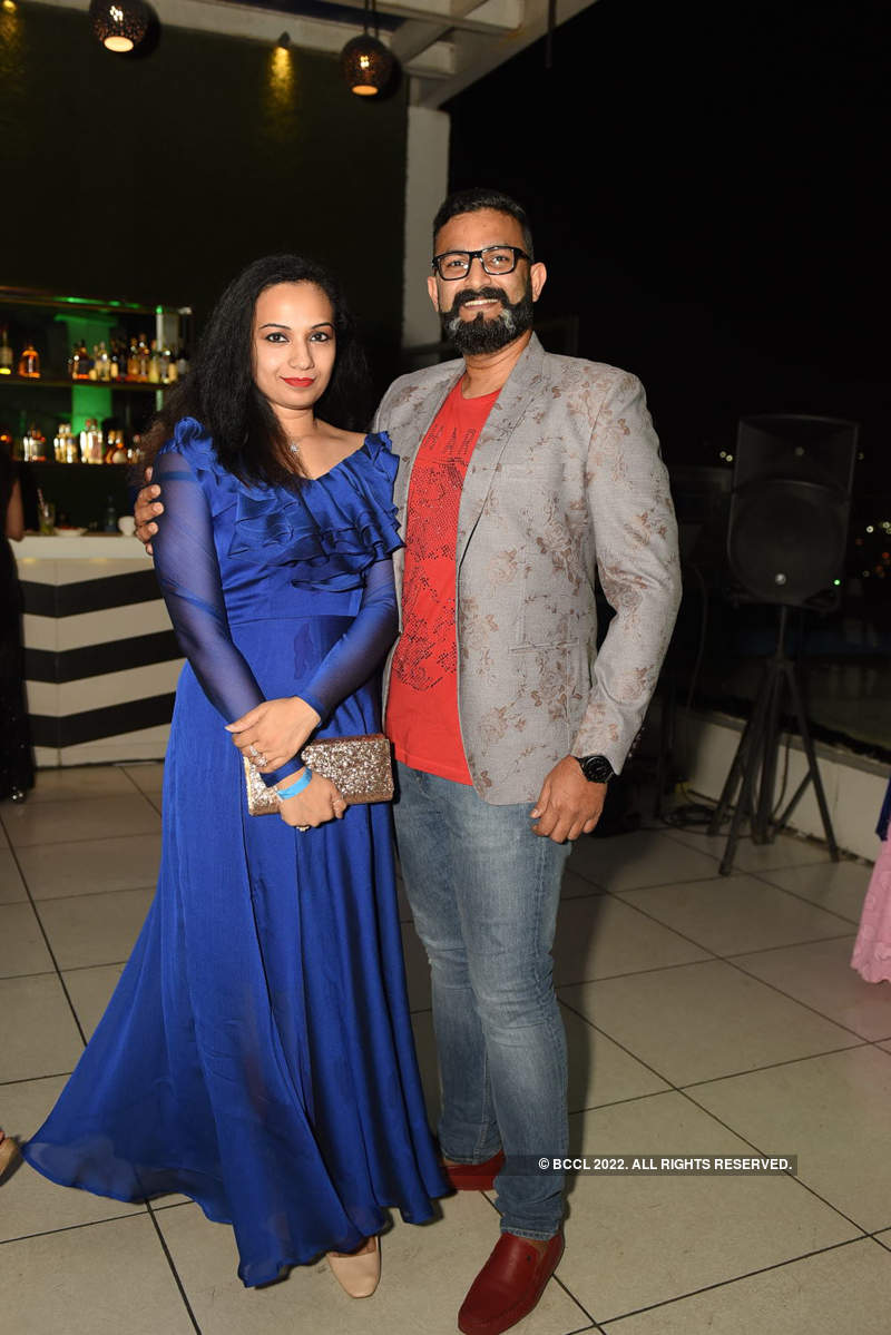 Sailaja Reddy's birthday party