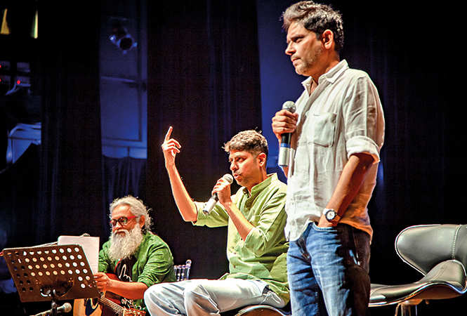Aisi Taisi Democracy with Rahul Ram, Varun Grover and Sanjay Rajoura promises a laugh riot (BCCL)