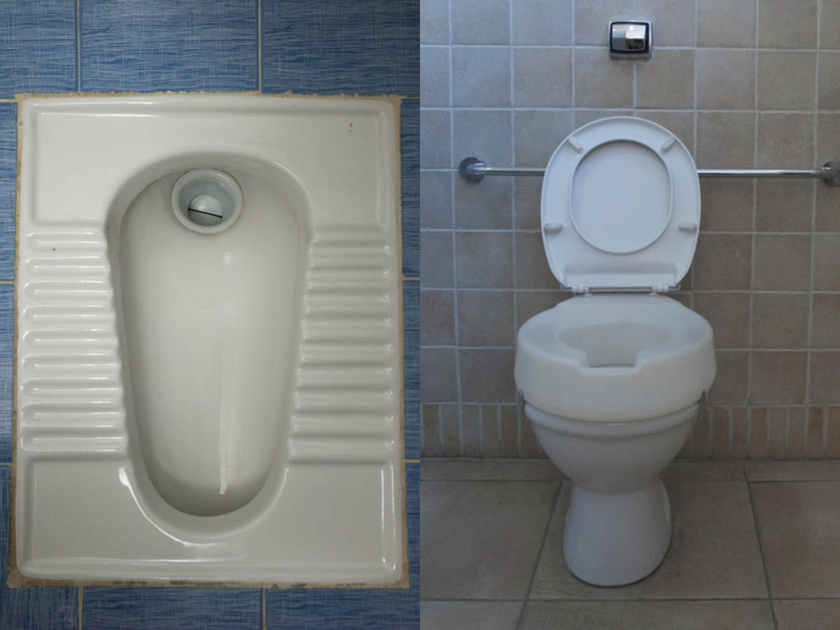 Five Reasons Why Indian Toilets Are Better Than Western Toilets The Times Of India