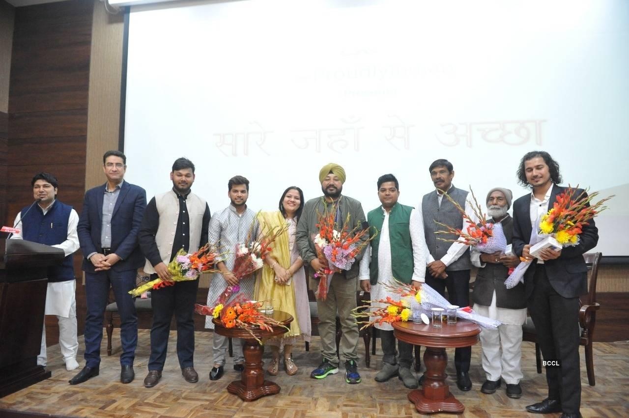 'Sare Jahan Se Achha Season - 2,' all set to continue the positive thread of Humanity...