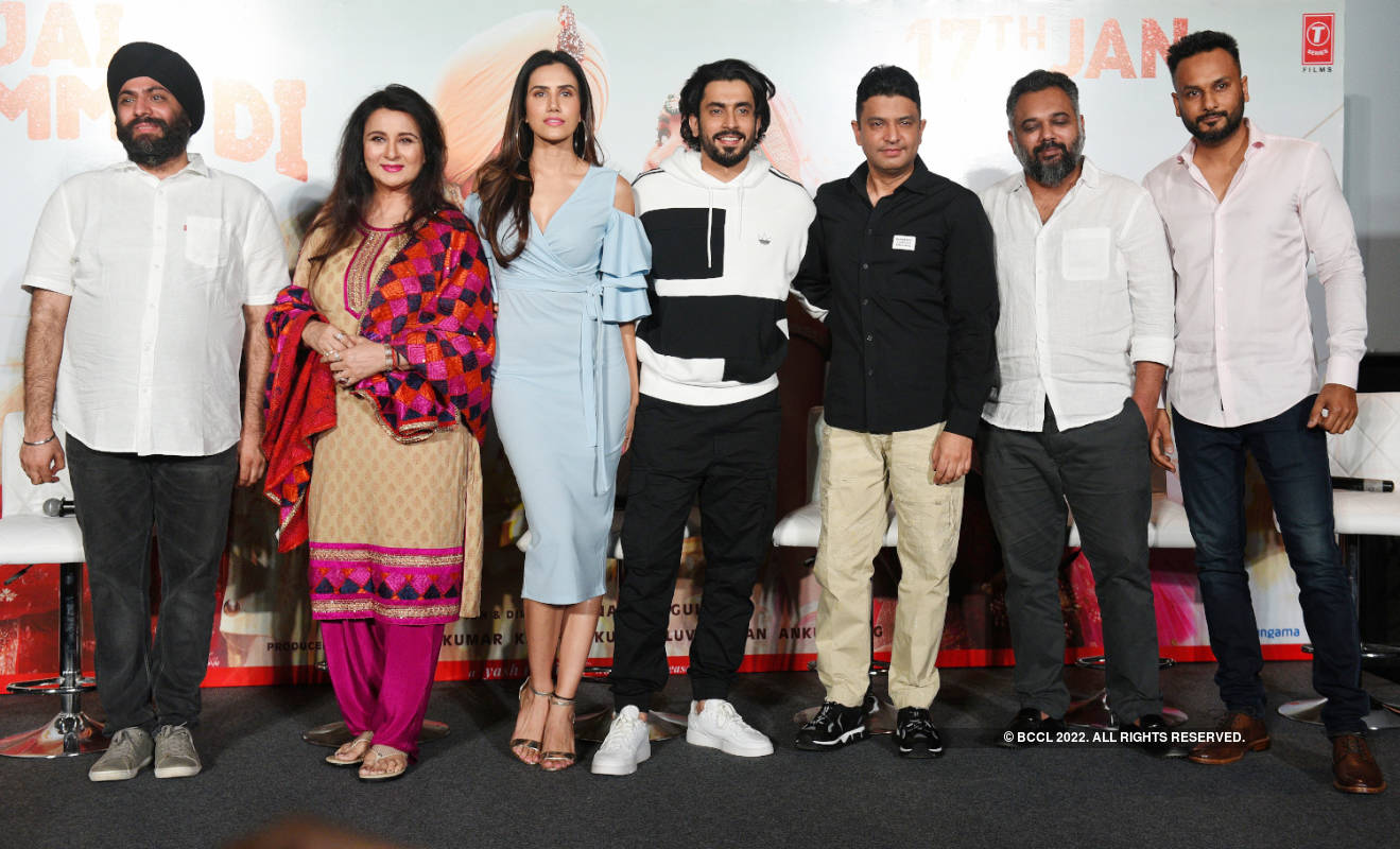 Jai Mummy Di: Trailer launch