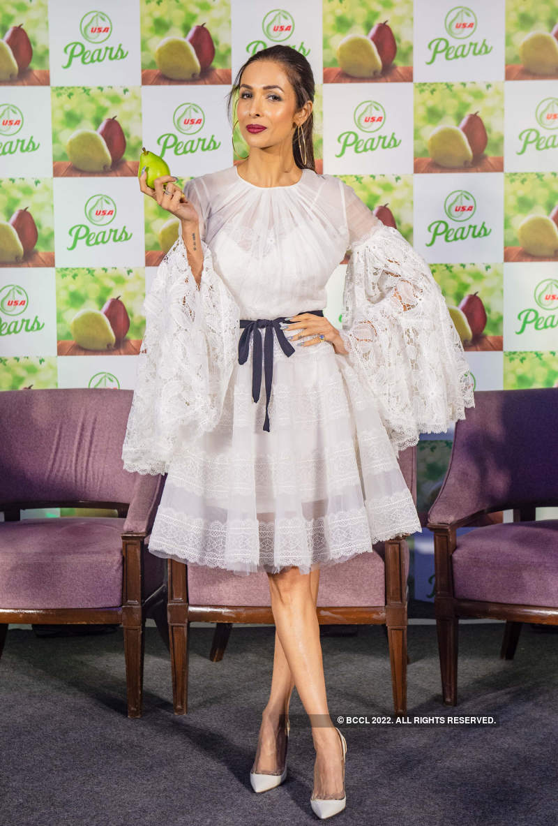 Malaika Arora glams-up for a launch event