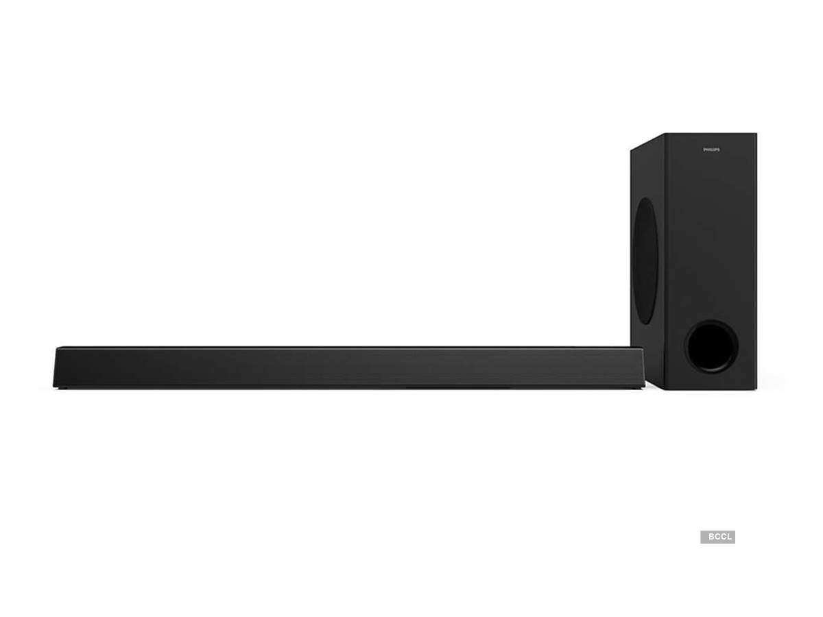 Philips 3.1, 2.1 channel soundbars with Dolby Digital launched