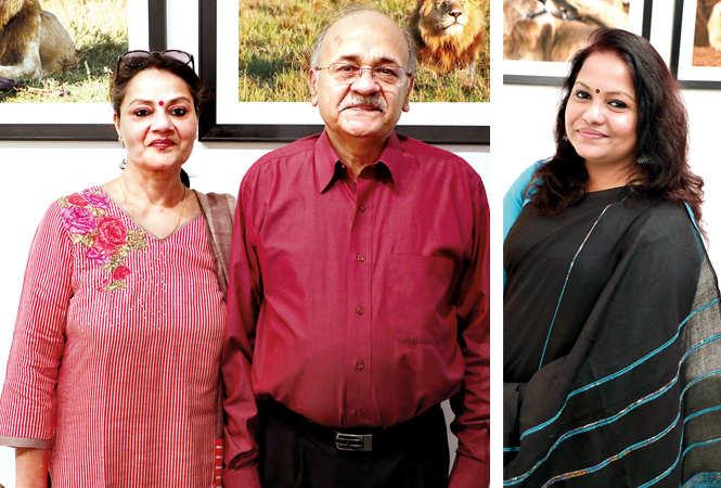 (L) Neera and Rajiv (R) Poonam (BCCL/ Aditya Yadav)