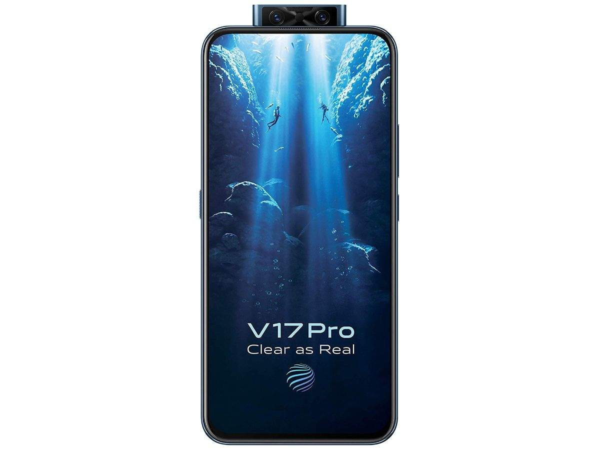 Vivo V17 Pro: World's first dual-pop-up selfie camera