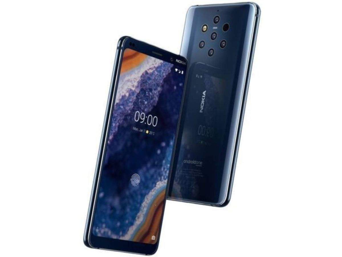 Nokia 9: The only smartphone with 5 rear cameras