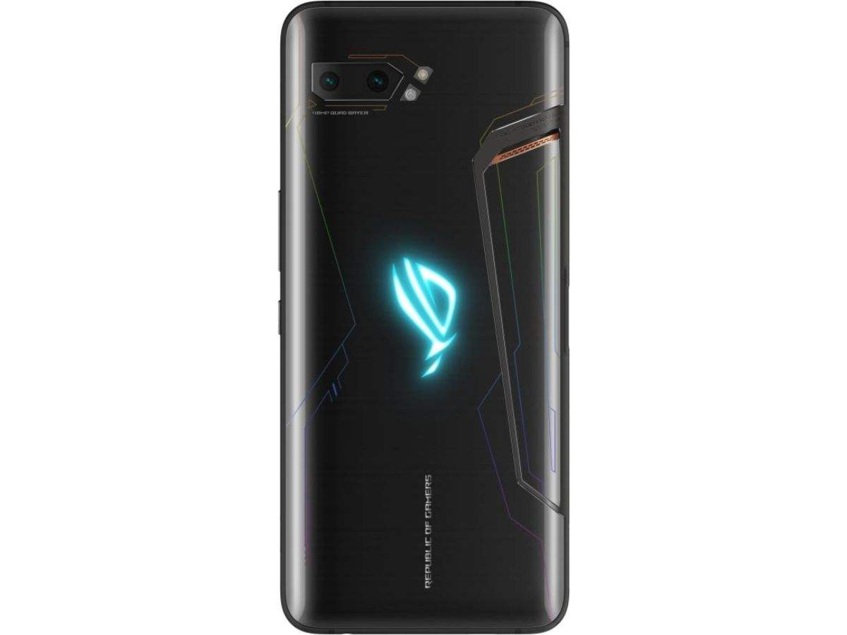 Asus ROG II: World's first phone to launch with Qualcomm Snapdragon 855+ processor
