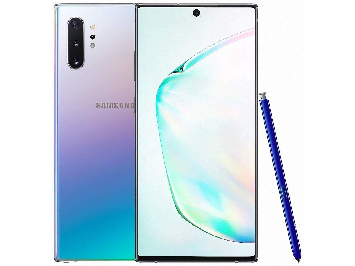 Samsung Galaxy Note 10 Plus: Samsung's 'biggest smartphone' of 2019