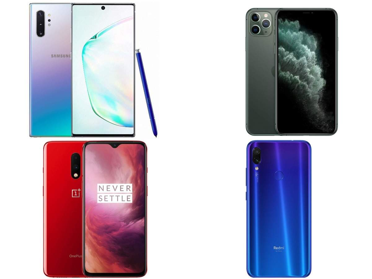 Here's why these are the 30 biggest smartphone launches of 2019