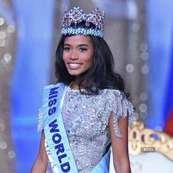 Toni-Ann Singh of Jamaica crowned Miss World 2019