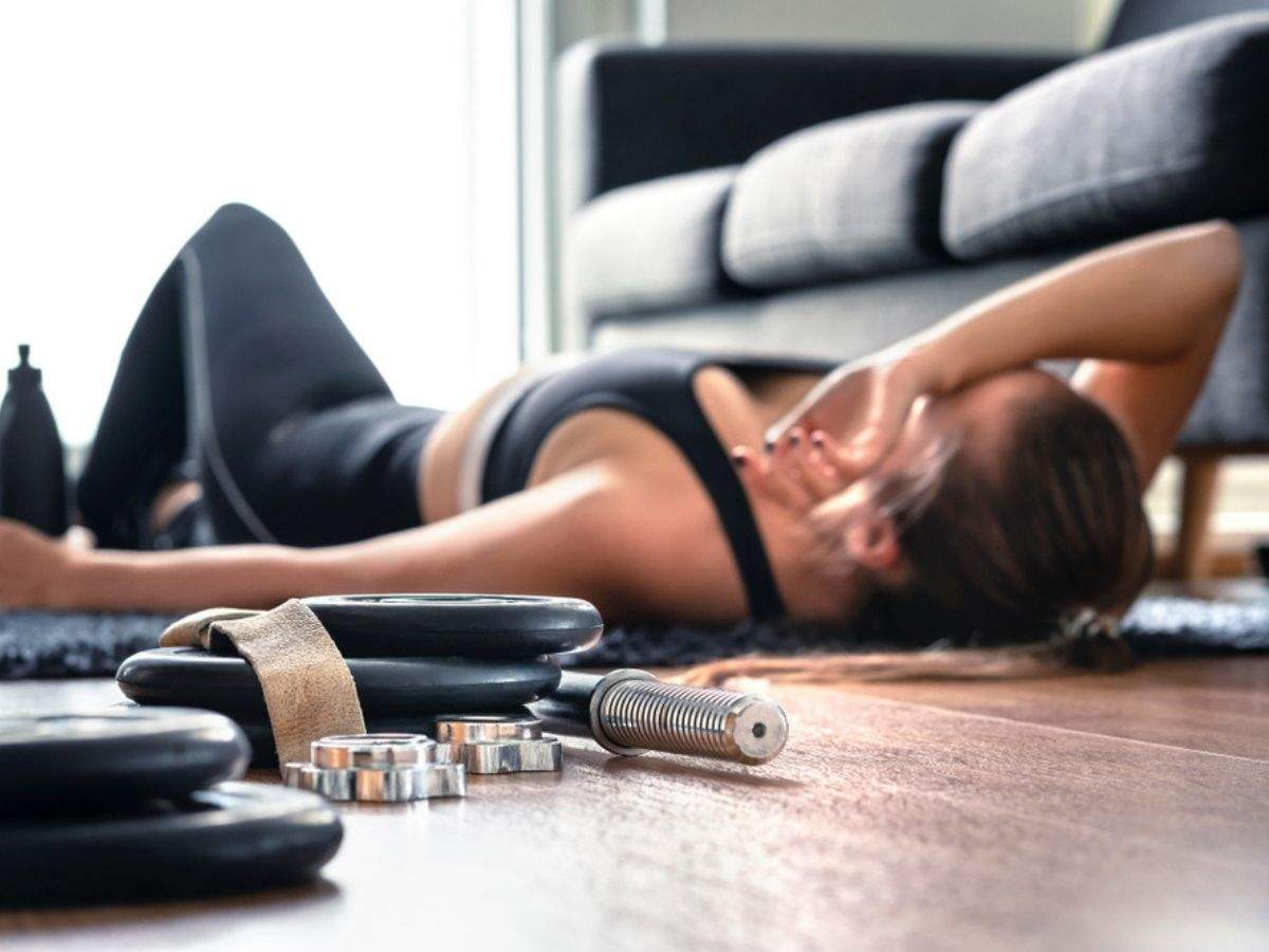 Weight loss: 5 times it is alright to skip the gym