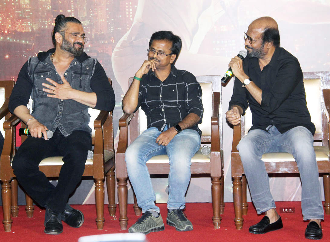 Darbar: Trailer launch