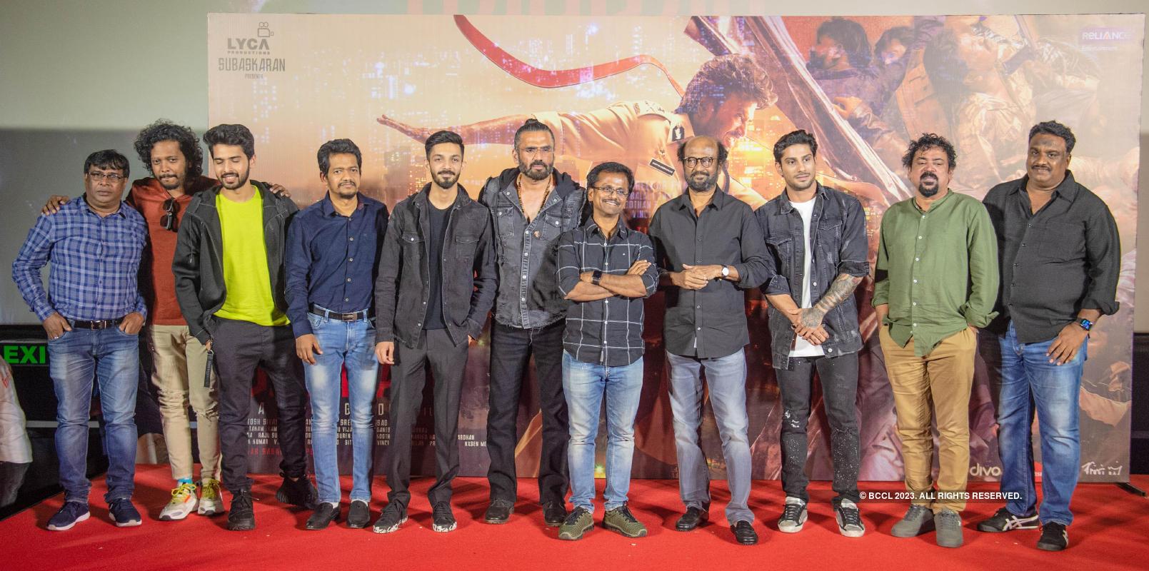 Darbar: Trailer launch