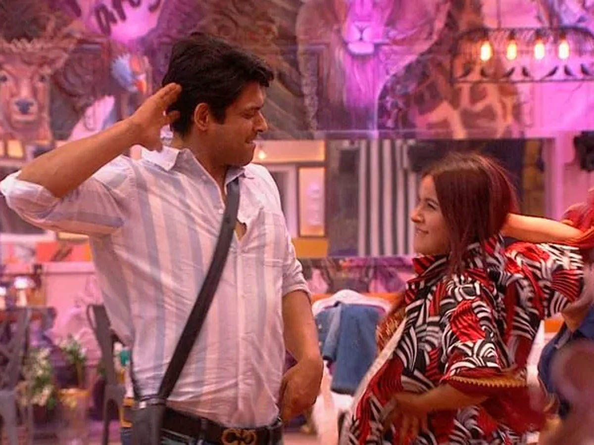 Bigg Boss 13 Sidnaaz Reunite A Look At Adorable Moments