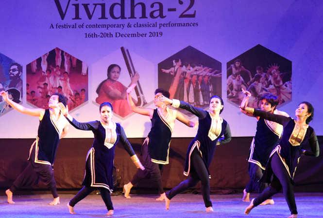 Vividha 2 festival in Jaipur