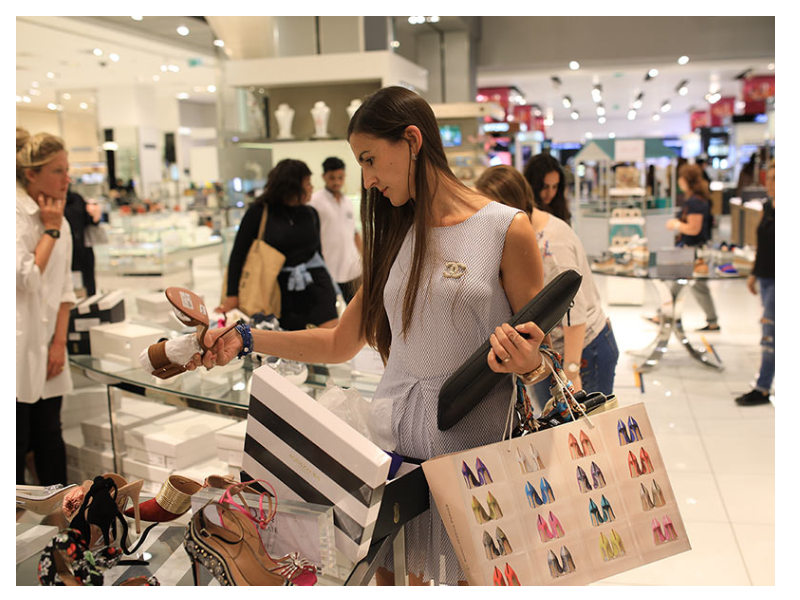 Shop till you drop at the 25th edition of Dubai Shopping Festival - Times  of India