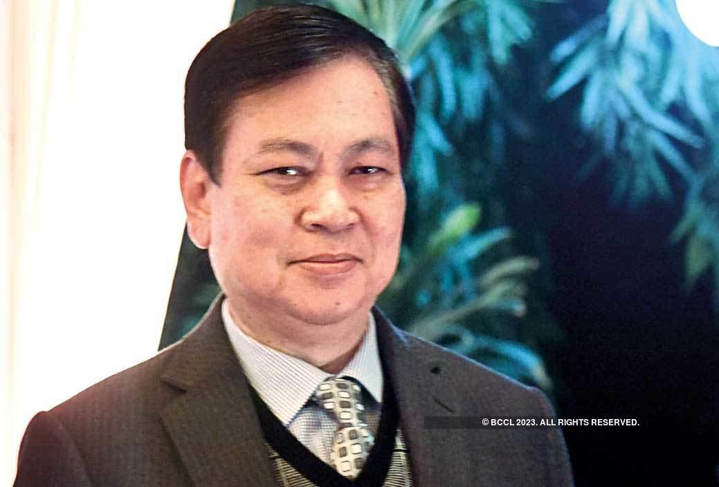 Moe Kyaw Aung,  Ambassador, Myanmar