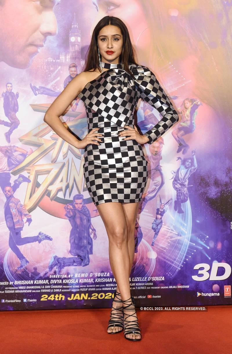 Street Dancer 3D: Trailer launch