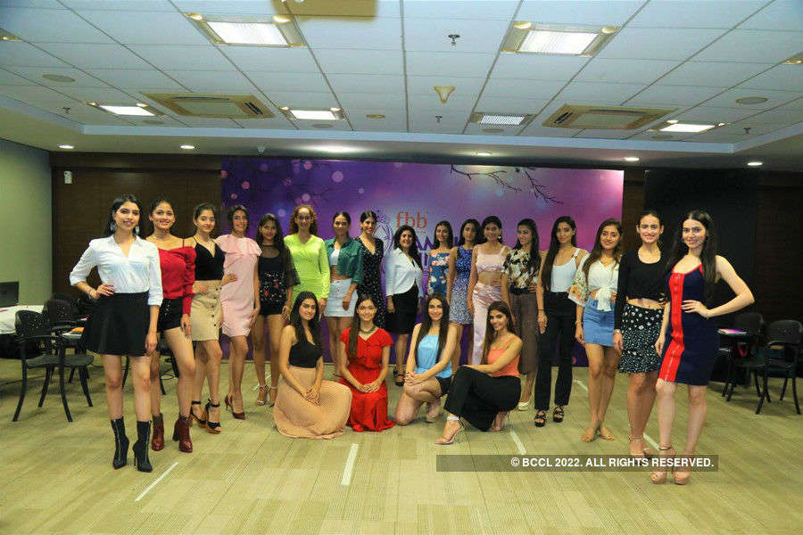 fbb Campus Princess 2019: Diction and Dining Etiquette by Rosina Mehra