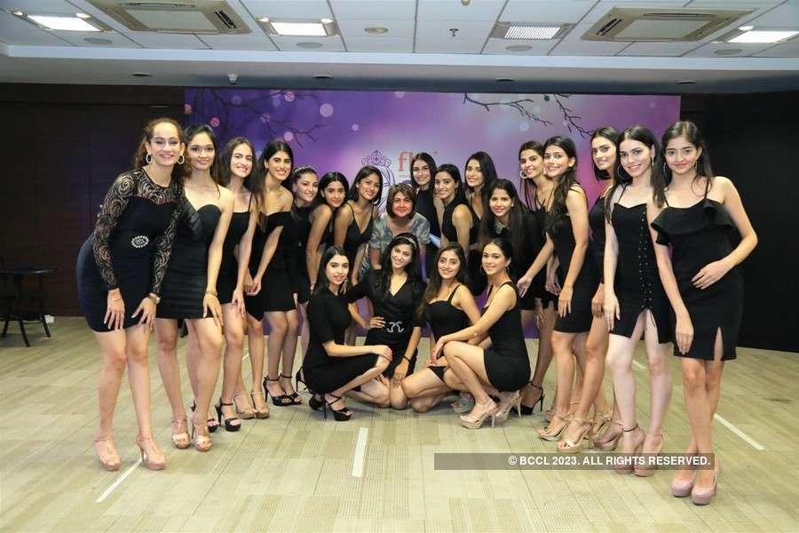 fbb Campus Princess 2019: Miss Ramp Walk Sub Contest