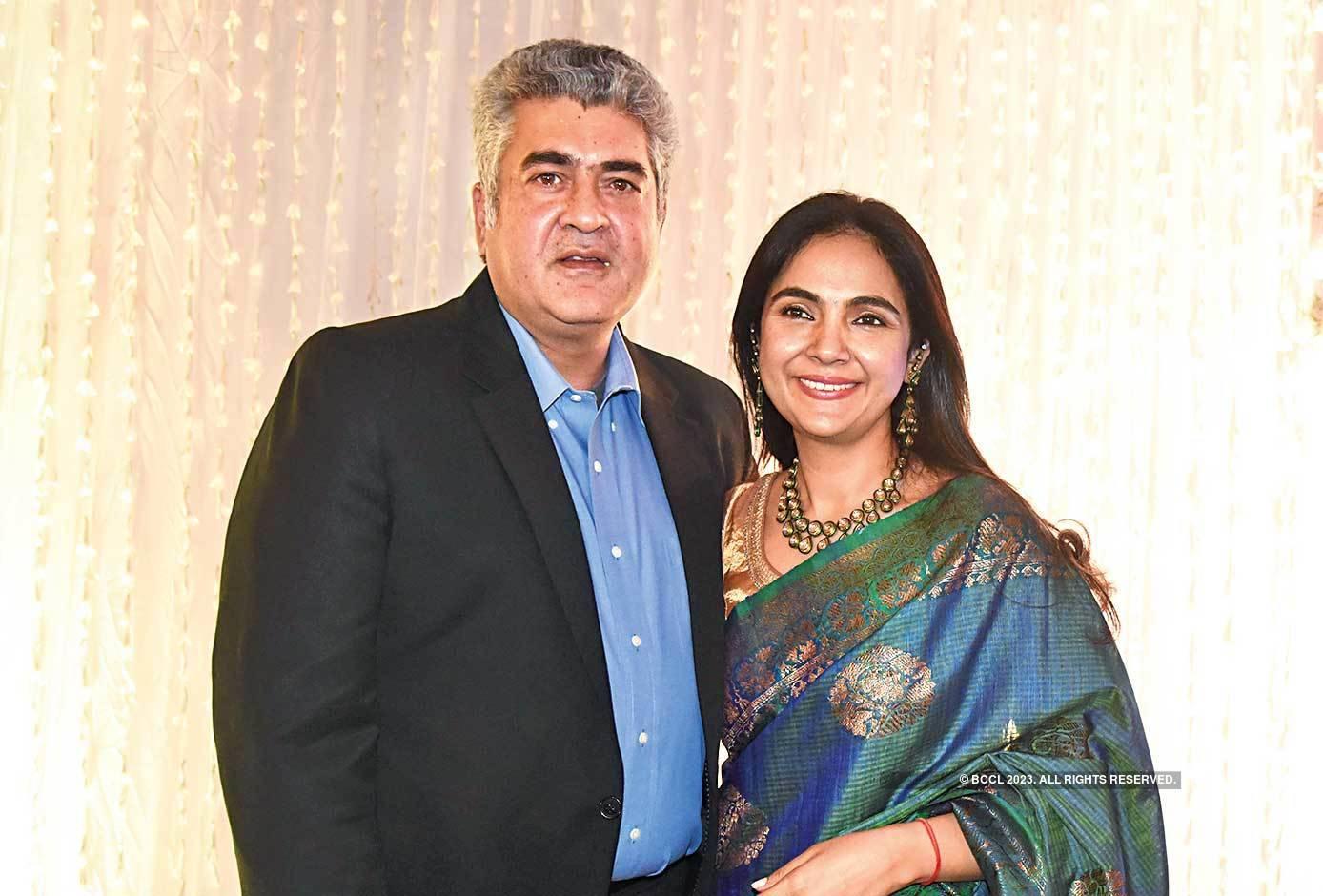 Gaurav and Naina Chugh