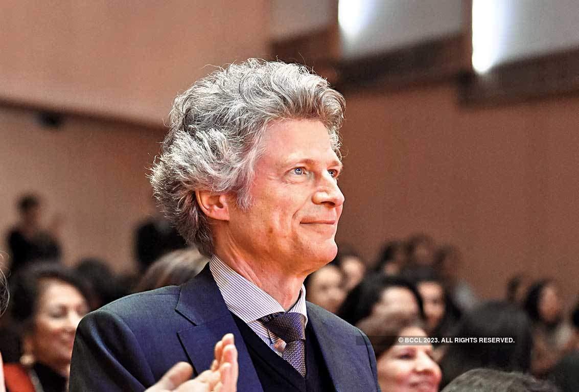 Dr Jasper Wieck,  Deputy Chief of Mission, German embassy