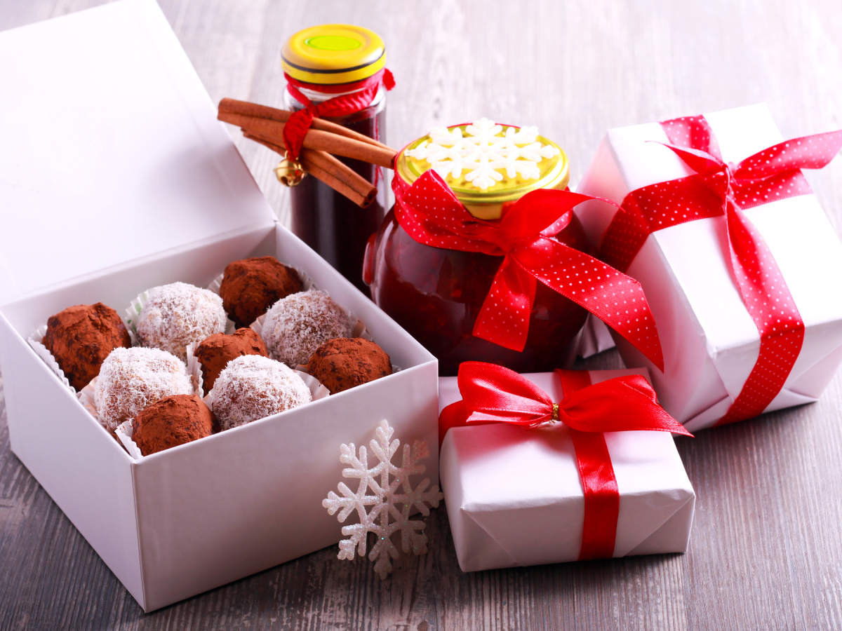 Want to make your Christmas Extra special? Try these edible gifts ...