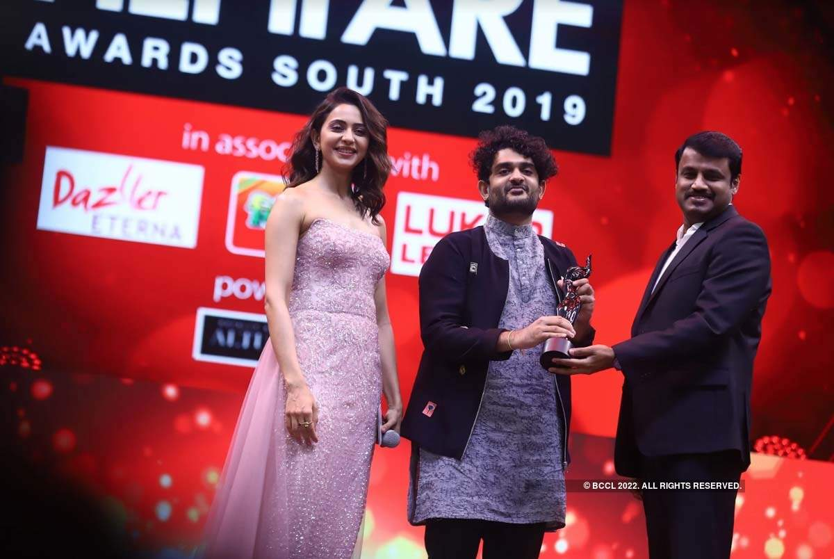 Winners of the 66th Yamaha Fascino Filmfare Awards South 2019
