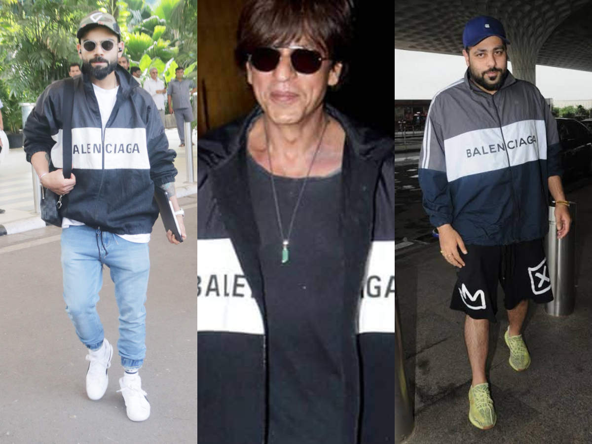 Virat Kohli Just Wore A Jacket That Is A Hot Property In