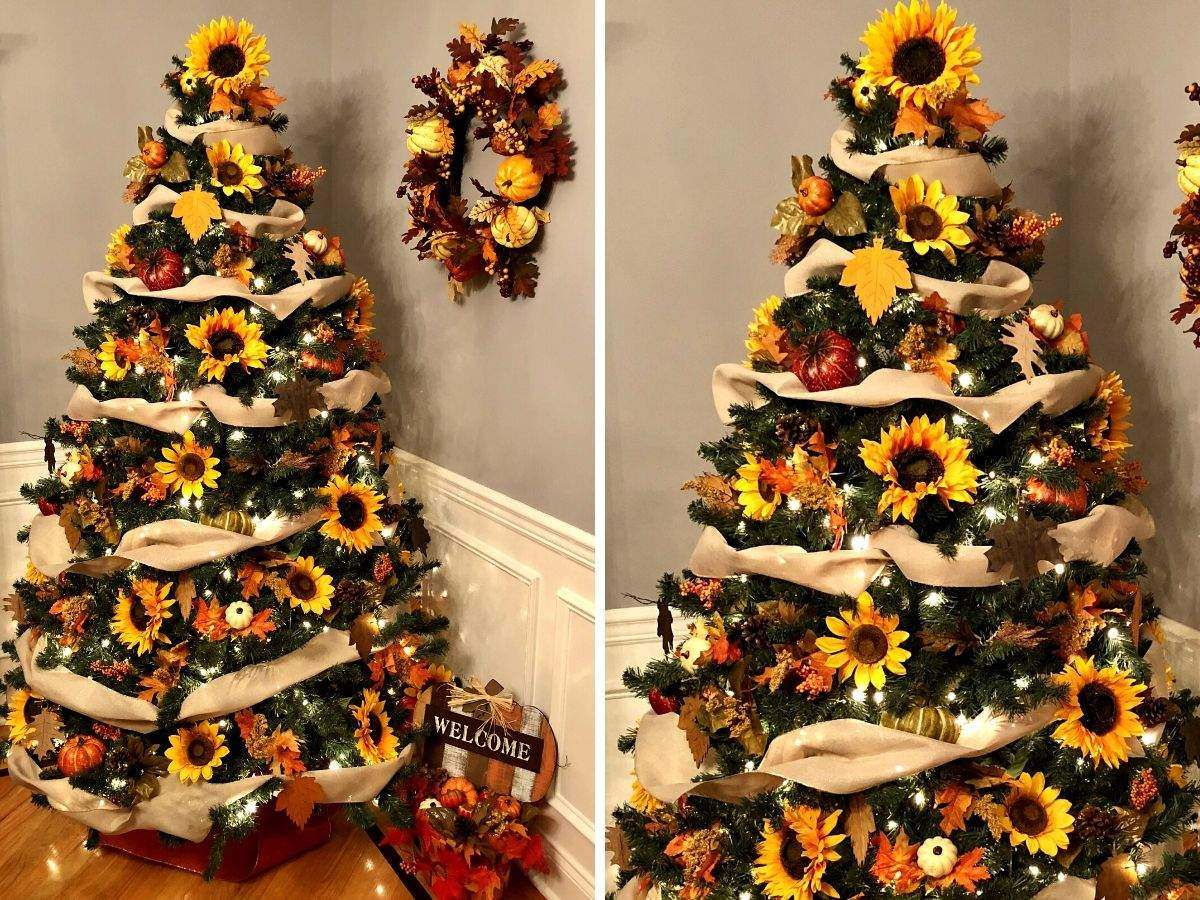 Monotone Decorations For Christmas Tree Are Trending This Year It Will Simplify Your Shopping List Times Of India