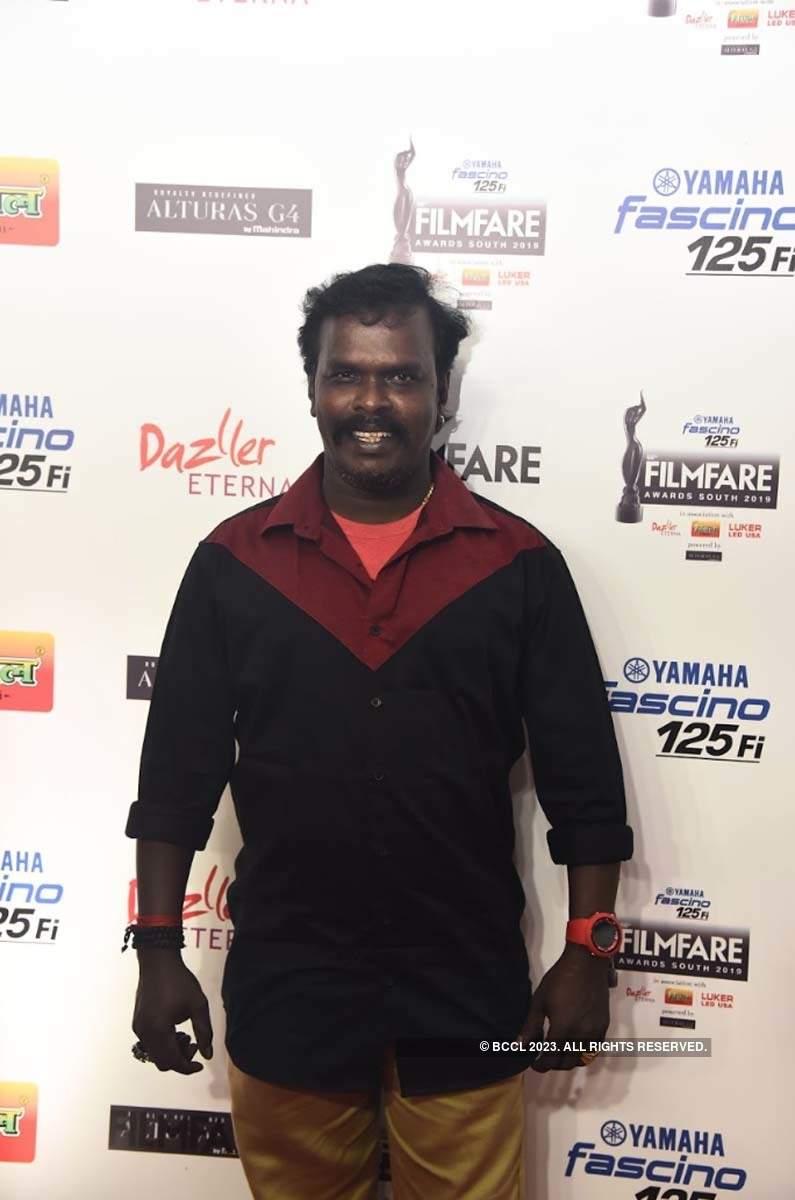 66th Yamaha Fascino Filmfare Awards South 2019: Red Carpet