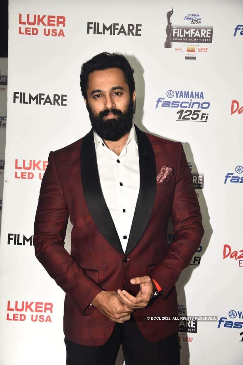 66th Yamaha Fascino Filmfare Awards South 2019: Red Carpet