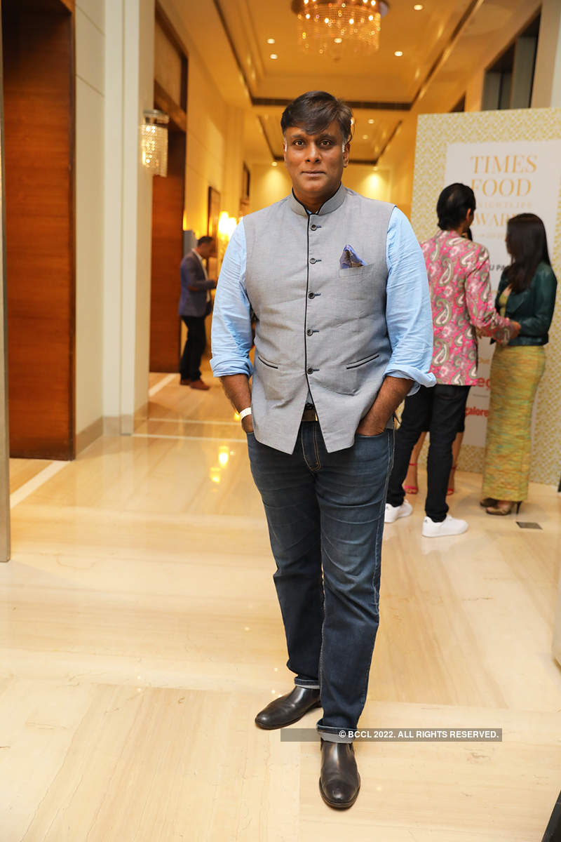Pictures from starry Times Food and Nightlife Awards 2020 - Bengaluru