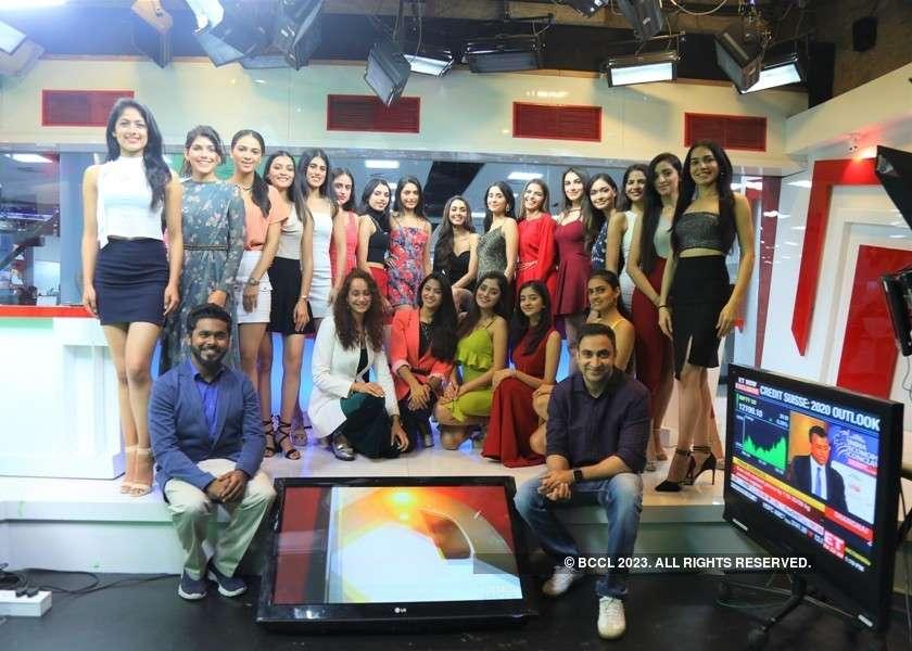 fbb Campus Princess 2019: TV News Programming & Broadcasting Workshop