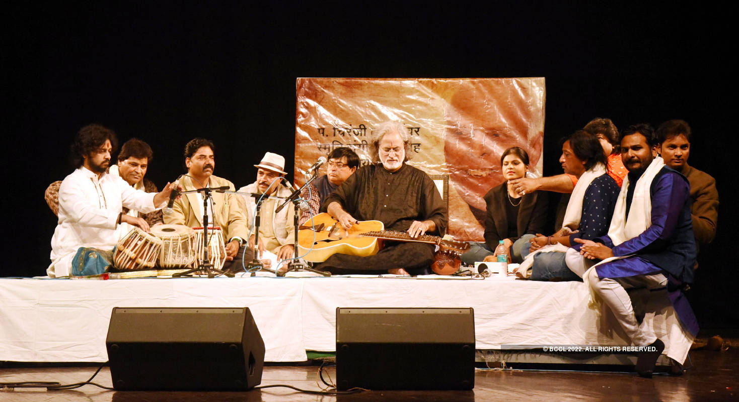 Musicians pay tribute to Pt Chiranji Lal Tanwar