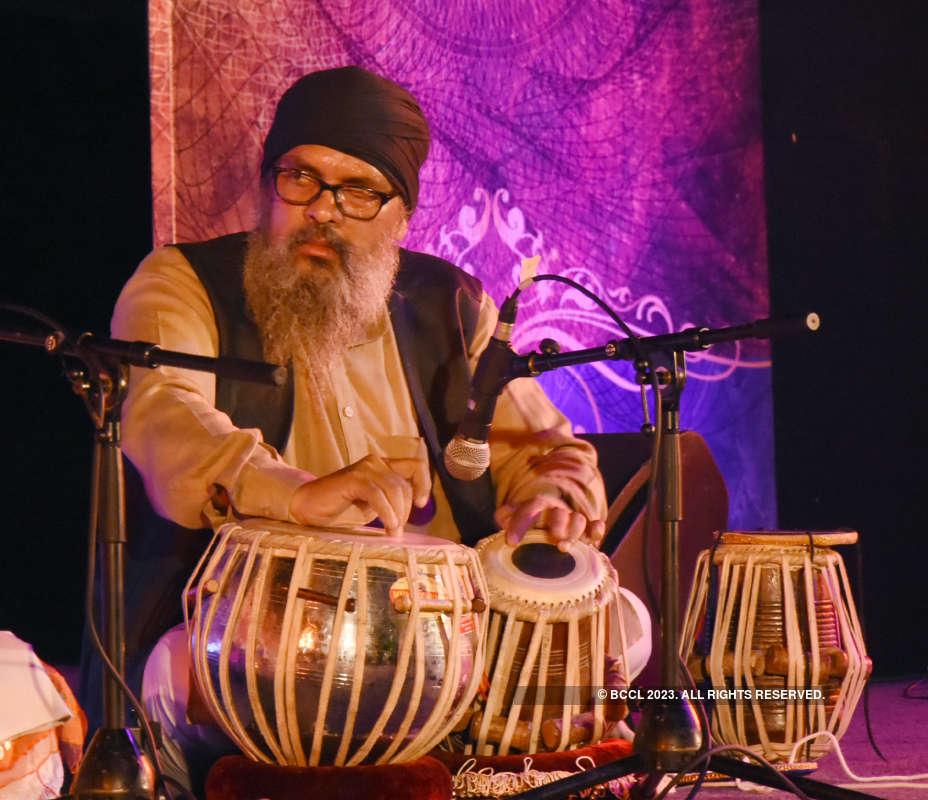 Celebration of rhythm divine at Ruhaniyat
